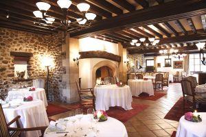 Restaurant Domaine de Châteauvieux ✽✽