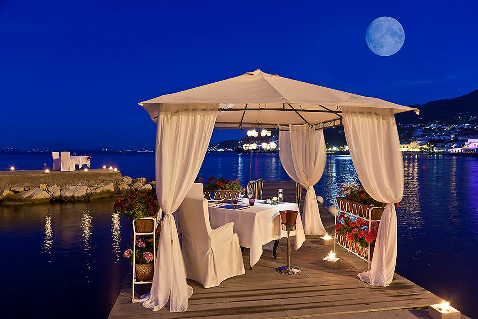 Restaurant in Ischia