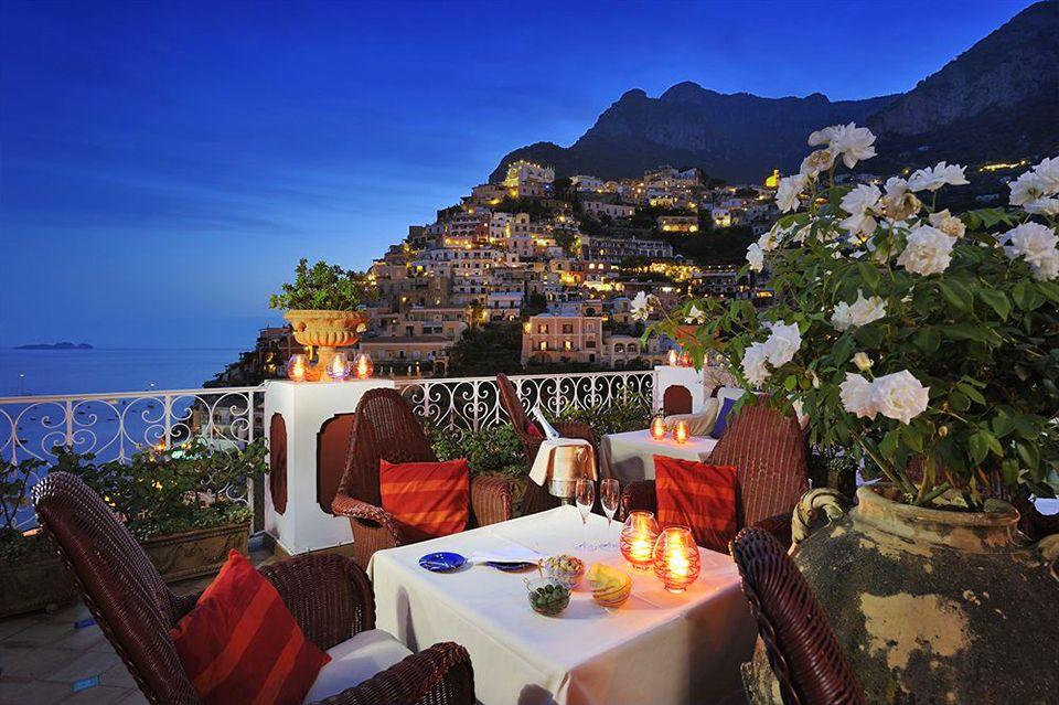 Extrêmement La Sponda Restaurant - Positano Italy DZ37