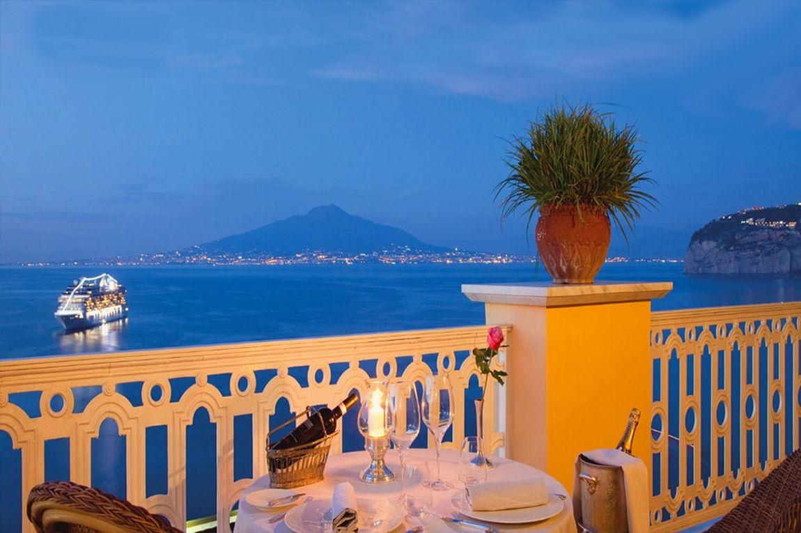 Restaurant Terrazza Bosquet - Grand Hotel Excelsior Vittoria Sorrento